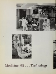 Page 10, 1968 Edition, University of Maryland School of Medicine - Terrae Mariae Medicus (Baltimore, MD) online yearbook collection