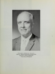 Page 7, 1968 Edition, University of Maryland School of Medicine - Terrae Mariae Medicus (Baltimore, MD) online yearbook collection