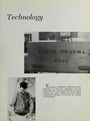 Page 9, 1968 Edition, University of Maryland School of Medicine - Terrae Mariae Medicus (Baltimore, MD) online yearbook collection