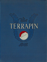 University of Maryland College Park - Terrapin / Reveille Yearbook (College Park, MD) online yearbook collection, 1942 Edition, Cover