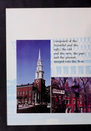 Page 10, 1969 Edition, University of Massachusetts Boston - Beacon Yearbook (Boston, MA) online yearbook collection