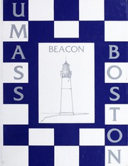 University of Massachusetts Boston - Beacon Yearbook (Boston, MA) online yearbook collection, 1988 Edition, Cover