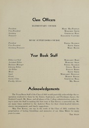 Page 11, 1935 Edition, University of Massachusetts Lowell - Sojourn / Knoll Yearbook (Lowell, MA) online yearbook collection