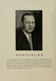 Page 6, 1935 Edition, University of Massachusetts Lowell - Sojourn / Knoll Yearbook (Lowell, MA) online yearbook collection