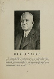 Page 7, 1935 Edition, University of Massachusetts Lowell - Sojourn / Knoll Yearbook (Lowell, MA) online yearbook collection