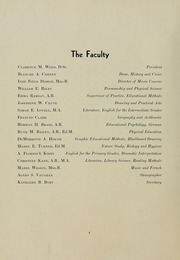 Page 8, 1935 Edition, University of Massachusetts Lowell - Sojourn / Knoll Yearbook (Lowell, MA) online yearbook collection