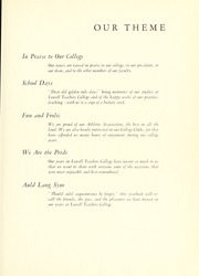 Page 11, 1946 Edition, University of Massachusetts Lowell - Sojourn / Knoll Yearbook (Lowell, MA) online yearbook collection