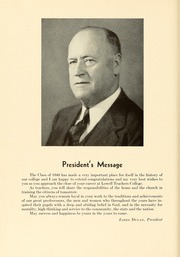 Page 12, 1949 Edition, University of Massachusetts Lowell - Sojourn / Knoll Yearbook (Lowell, MA) online yearbook collection