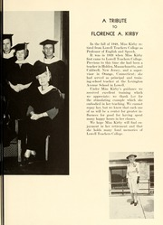 Page 15, 1949 Edition, University of Massachusetts Lowell - Sojourn / Knoll Yearbook (Lowell, MA) online yearbook collection