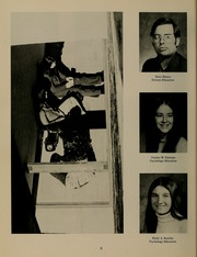 Page 10, 1974 Edition, University of Massachusetts Lowell - Sojourn / Knoll Yearbook (Lowell, MA) online yearbook collection