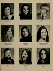 Page 15, 1974 Edition, University of Massachusetts Lowell - Sojourn / Knoll Yearbook (Lowell, MA) online yearbook collection