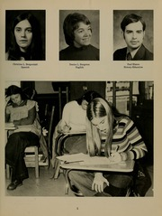 Page 9, 1974 Edition, University of Massachusetts Lowell - Sojourn / Knoll Yearbook (Lowell, MA) online yearbook collection