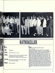 University of Miami - Ibis Yearbook (Coral Gables, FL) online yearbook collection, 1985 Edition, Page 247