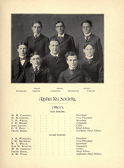 University of Michigan - Michiganensian Yearbook (Ann Arbor, MI) online yearbook collection, 1899 Edition, Page 131