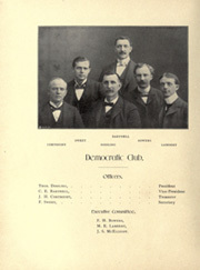 University of Michigan - Michiganensian Yearbook (Ann Arbor, MI) online yearbook collection, 1899 Edition, Page 136