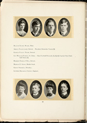University of Michigan - Michiganensian Yearbook (Ann Arbor, MI) online yearbook collection, 1905 Edition, Page 38