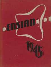University of Michigan - Michiganensian Yearbook (Ann Arbor, MI) online yearbook collection, 1945 Edition, Cover
