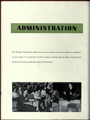 Page 14, 1945 Edition, University of Michigan - Michiganensian Yearbook (Ann Arbor, MI) online yearbook collection