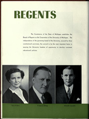 Page 16, 1945 Edition, University of Michigan - Michiganensian Yearbook (Ann Arbor, MI) online yearbook collection