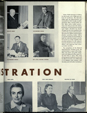 Page 11, 1949 Edition, University of Michigan - Michiganensian Yearbook (Ann Arbor, MI) online yearbook collection