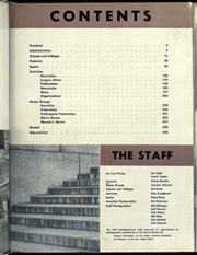 Page 7, 1949 Edition, University of Michigan - Michiganensian Yearbook (Ann Arbor, MI) online yearbook collection