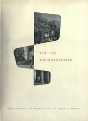Page 7, 1950 Edition, University of Michigan - Michiganensian Yearbook (Ann Arbor, MI) online yearbook collection