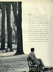 Page 8, 1950 Edition, University of Michigan - Michiganensian Yearbook (Ann Arbor, MI) online yearbook collection