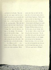 Page 9, 1950 Edition, University of Michigan - Michiganensian Yearbook (Ann Arbor, MI) online yearbook collection