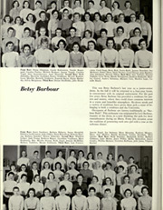 University of Michigan - Michiganensian Yearbook (Ann Arbor, MI) online yearbook collection, 1958 Edition, Page 128