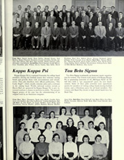 University of Michigan - Michiganensian Yearbook (Ann Arbor, MI) online yearbook collection, 1958 Edition, Page 311