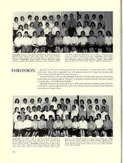 University of Michigan - Michiganensian Yearbook (Ann Arbor, MI) online yearbook collection, 1960 Edition, Page 204