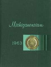 University of Michigan - Michiganensian Yearbook (Ann Arbor, MI) online yearbook collection, 1963 Edition, Cover