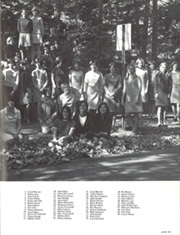 University of Michigan - Michiganensian Yearbook (Ann Arbor, MI) online yearbook collection, 1968 Edition, Page 255