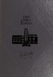 University of Michigan - Michiganensian Yearbook (Ann Arbor, MI) online yearbook collection, 1988 Edition, Cover