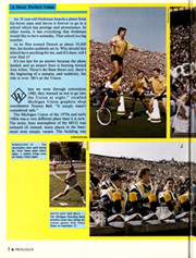 Page 6, 1988 Edition, University of Michigan - Michiganensian Yearbook (Ann Arbor, MI) online yearbook collection