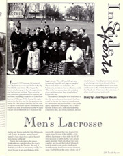 University of Michigan - Michiganensian Yearbook (Ann Arbor, MI) online yearbook collection, 1995 Edition, Page 209