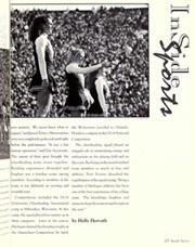 University of Michigan - Michiganensian Yearbook (Ann Arbor, MI) online yearbook collection, 1995 Edition, Page 213 of 426