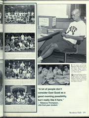 University of Michigan - Michiganensian Yearbook (Ann Arbor, MI) online yearbook collection, 1996 Edition, Page 297