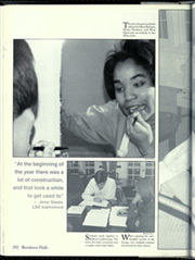 University of Michigan - Michiganensian Yearbook (Ann Arbor, MI) online yearbook collection, 1996 Edition, Page 298