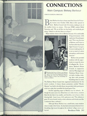 University of Michigan - Michiganensian Yearbook (Ann Arbor, MI) online yearbook collection, 1996 Edition, Page 299