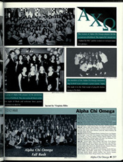 University of Michigan - Michiganensian Yearbook (Ann Arbor, MI) online yearbook collection, 1997 Edition, Page 301