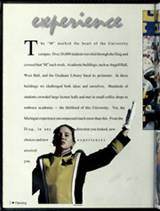 University of Michigan - Michiganensian Yearbook (Ann Arbor, MI) online yearbook collection, 1997 Edition, Page 6