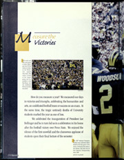 University of Michigan - Michiganensian Yearbook (Ann Arbor, MI) online yearbook collection, 1998 Edition, Page 6