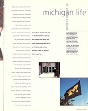 University of Michigan - Michiganensian Yearbook (Ann Arbor, MI) online yearbook collection, 2001 Edition, Page 15