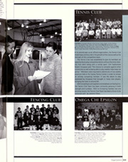 University of Michigan - Michiganensian Yearbook (Ann Arbor, MI) online yearbook collection, 2001 Edition, Page 343