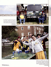University of Michigan - Michiganensian Yearbook (Ann Arbor, MI) online yearbook collection, 2006 Edition, Page 18
