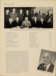 Page 12, 1940 Edition, University of Minnesota - Gopher Yearbook (Minneapolis, MN) online yearbook collection