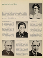 Page 14, 1940 Edition, University of Minnesota - Gopher Yearbook (Minneapolis, MN) online yearbook collection