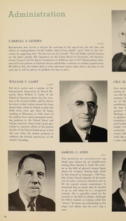 Page 16, 1940 Edition, University of Minnesota - Gopher Yearbook (Minneapolis, MN) online yearbook collection