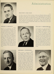 Page 17, 1940 Edition, University of Minnesota - Gopher Yearbook (Minneapolis, MN) online yearbook collection